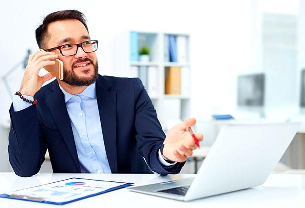 تأثیر بازاریابی تلفنی در فروش و پیشرفت کسب و کار
